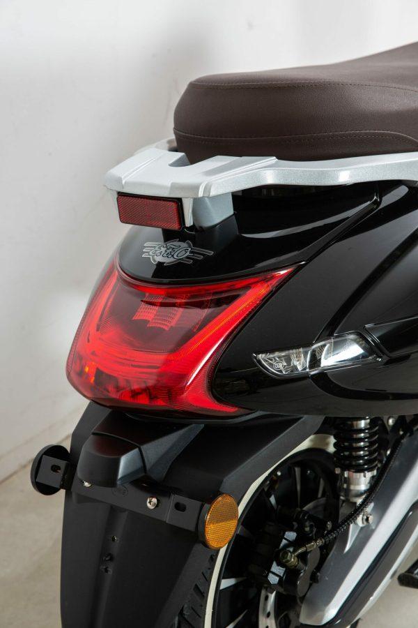 E.F.O EV3000 Elektro Roller Motorrad