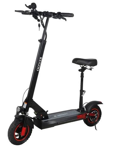 kugoo m4 pro 16AH e scooter mit sitz