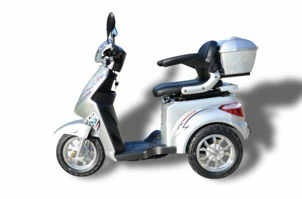 seniorenmobil elektrodreirad eco engel 501 krankenfahrstuhl
