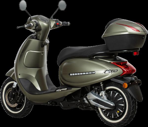 ET4000 Elektro Roller Elektro Motorrad