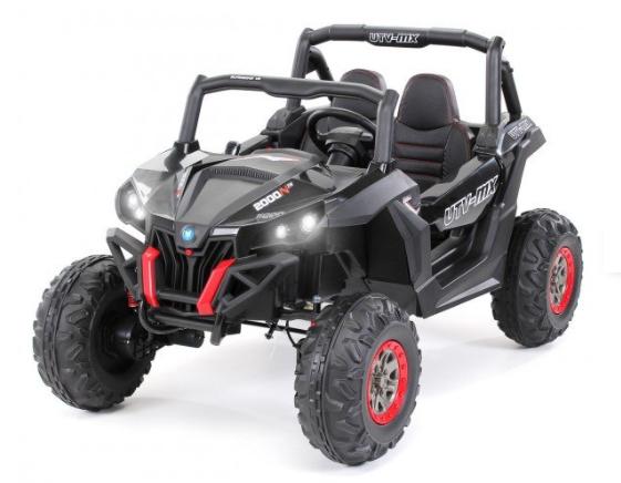 Kinder Elektroauto Buggy 4x4 Allrad Elektro Zweisitzer