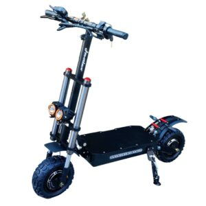Hoodax HB07 Offroad E Scooter 5600W Dualmotor Power